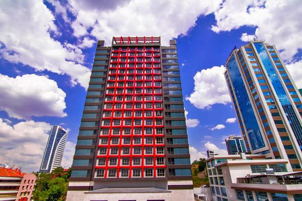 The Green Park Hotel Ankara(安卡拉绿色公园酒店)