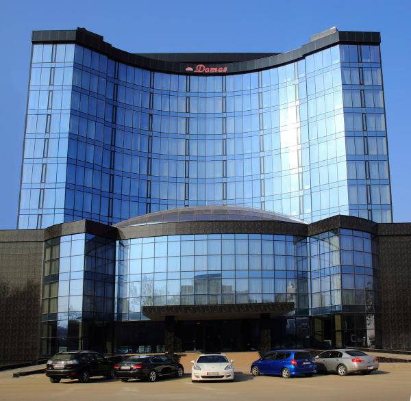 Damas International Hotel Bishkek