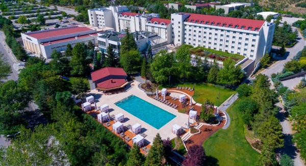 Bilkent Hotel and Conference Center Ankara