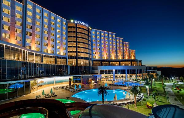 Grannos Thermal Hotel & Convention Center Haymana Hot Springs