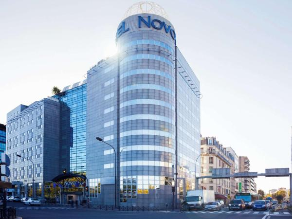 Novotel Paris 14 Porte d'Orléans 14th arr