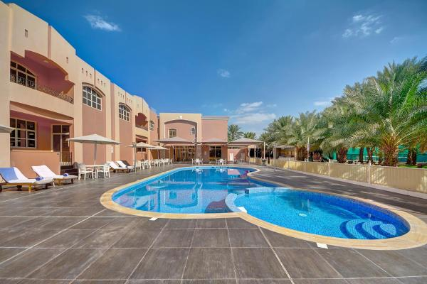 Asfar Resorts Al Ain Al Ain