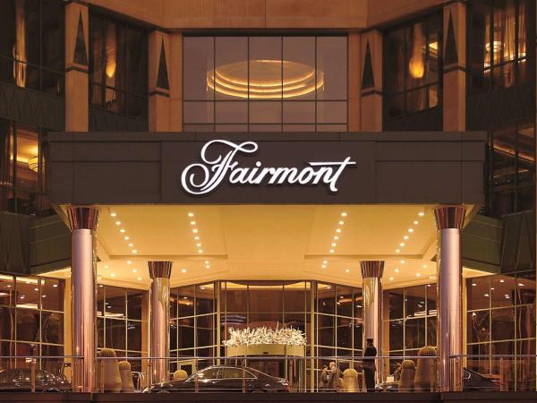 Fairmont Nile City Kairo