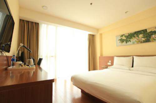 JI Hotel Urumqi Hongshan Tianshan District