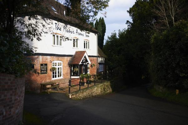 The Manor Arms Inn Abberley