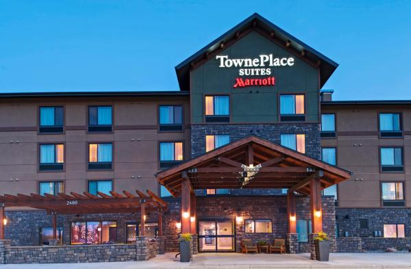 TownePlace Suites by Marriott Billings Billings