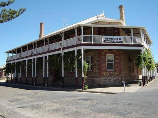 Sonbern Lodge Motel Wallaroo