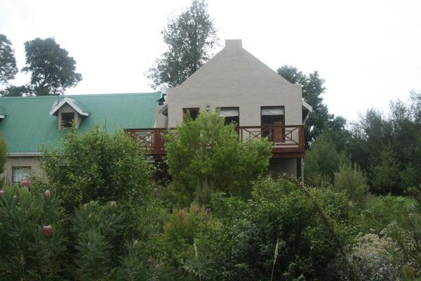 Fijnbosch Cottage and Camping