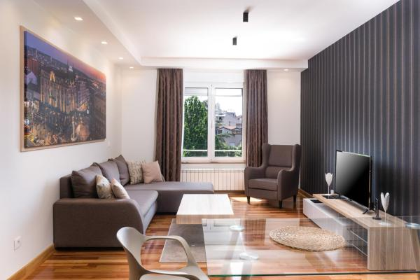 Feel Belgrade Luxury Apartments / Feel Belgrade Apartments