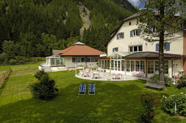 Hotel Bad Salomonsbrunn Anterselva di Mezzo