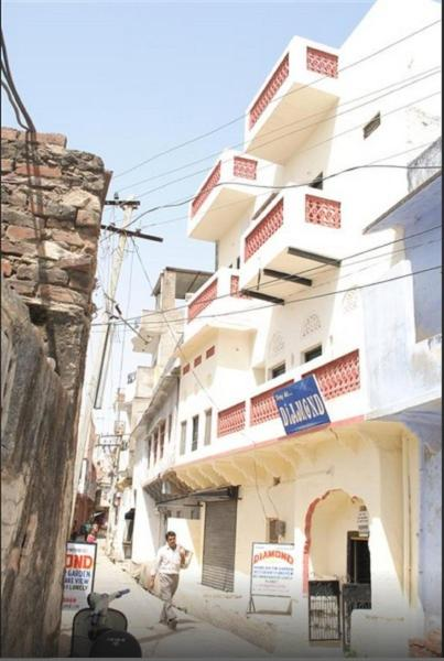 Hotel Diamond Pushkar
