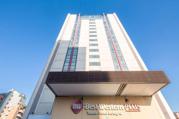 Best Western Plus Tower Hotel Bologna Bologna
