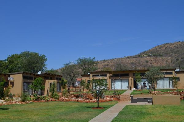 Manor Hills Guest Lodge Rustenburg