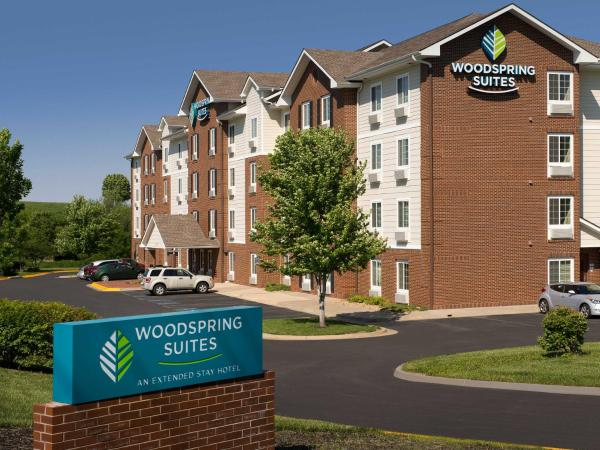 WoodSpring Suites Kansas City Lenexa Lenexa