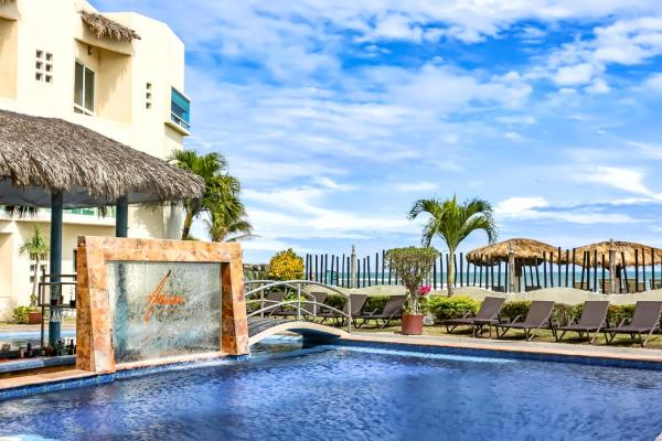 Artisan Family Hotels and Resort Collection Playa Esmeralda Chachalacas