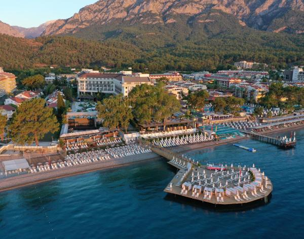 Sauce Hotel - Ultra All Inclusive Kemer