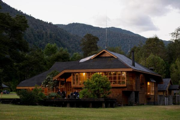 El Pangue Lodge Puerto Puyuhuapi