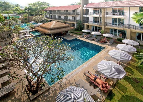 Baan Karon Resort Карон Бич