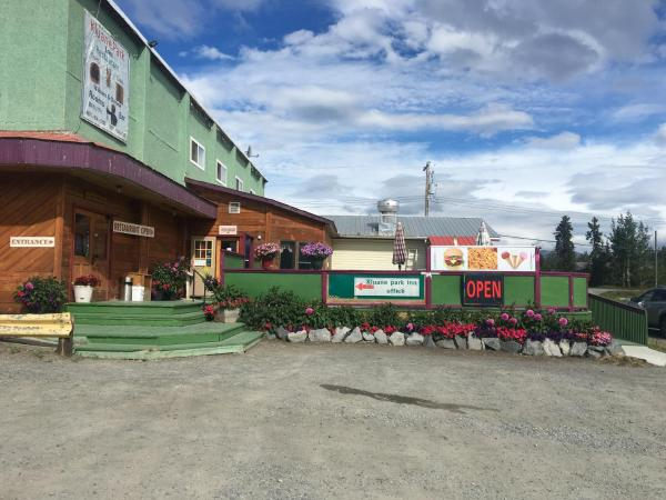 Kluane Park Inn Haines Junction