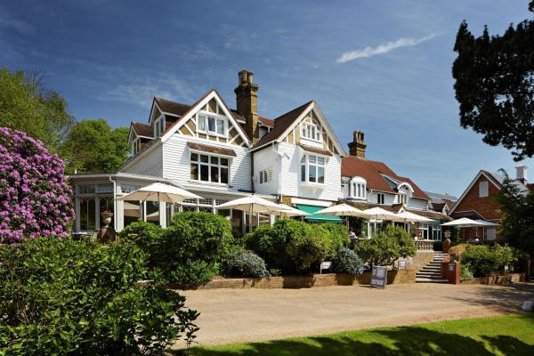 Rowhill Grange Hotel & Utopia Spa Dartford