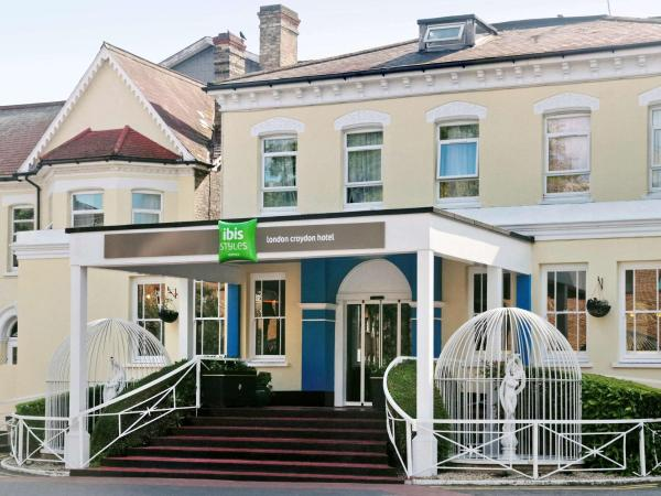 ibis Styles London Croydon Thornton Heath