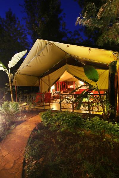 Anga Afrika Luxury Tented Camp Nairobi