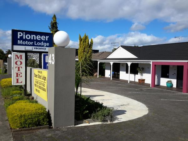 Papakura Pioneer Motor Lodge & Motel