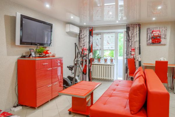 Red Bus Apartment na Mira Stavropol