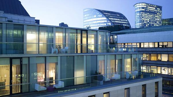 Apex London Wall Hotel City of London