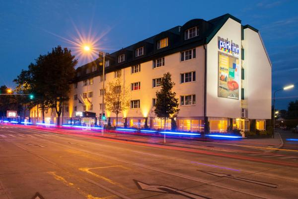 Park Inn by Radisson Uno City Vienna 22. Donaustadt