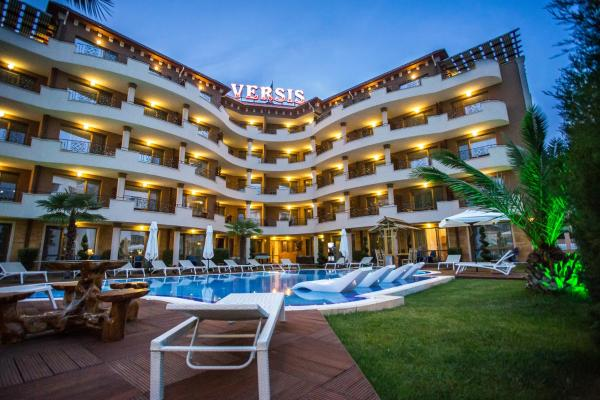 Boutique Apart Hotel Versis Sunny Beach