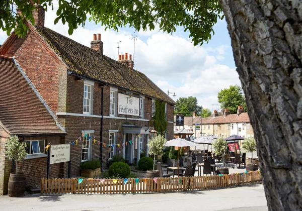 Feathers Inn Wadesmill