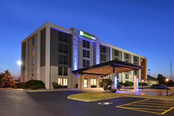 Holiday Inn Express Rochester - University Area Rochester