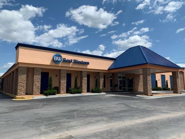 Best Western Greenville Airport Greenville