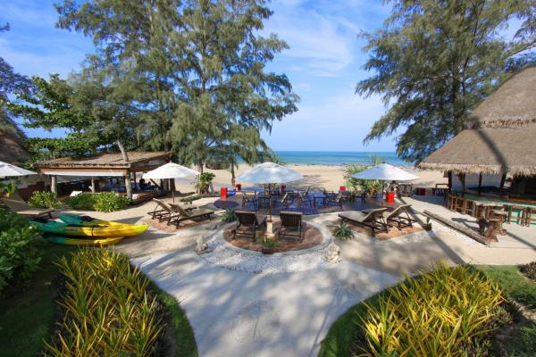 Lanta Castaway Beach Resort