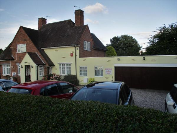 Coppers End Guest House Lichfield