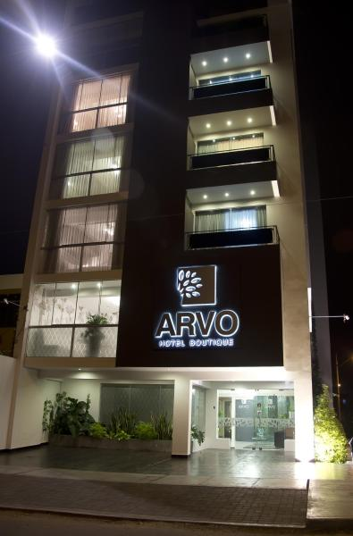Arvo Hotel Boutique Trujillo