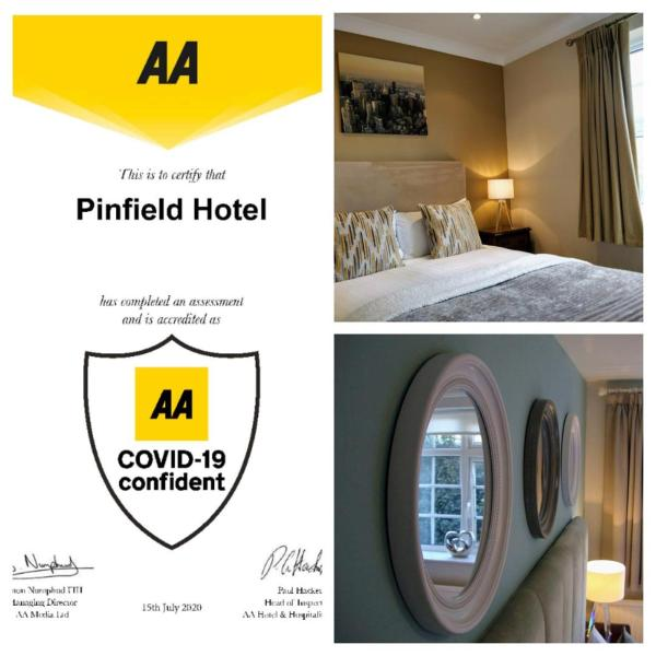 Pinfield Hotel (Boutique Bed & Breakfast) Slough
