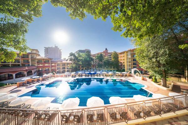 Grifid Club Hotel Bolero - All inclusive Golden Sands