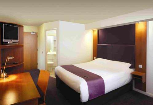 Premier Inn Milton Keynes Central South West - Furzton Lake Милтон-Кинс
