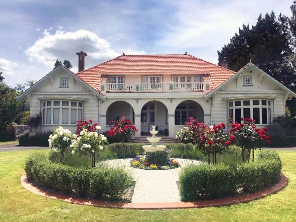 Corbett House B&B NZ Ltd
