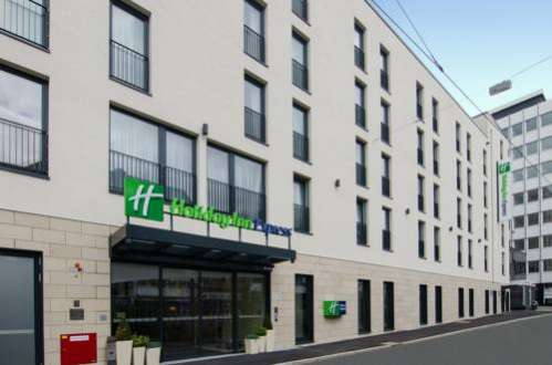 Holiday Inn Express Dusseldorf City
