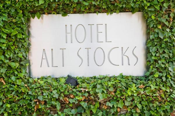 Hotel Alt Stocks Виллих