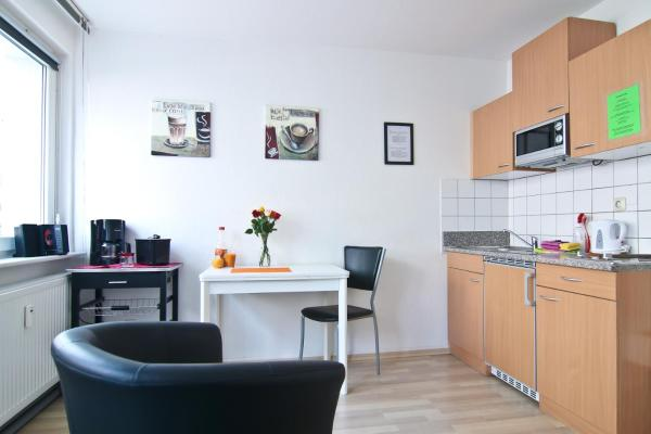 Top Apartments in zentraler Lage