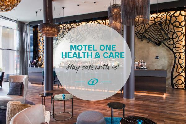 Motel One Wien-Hauptbahnhof 10. Favoriten