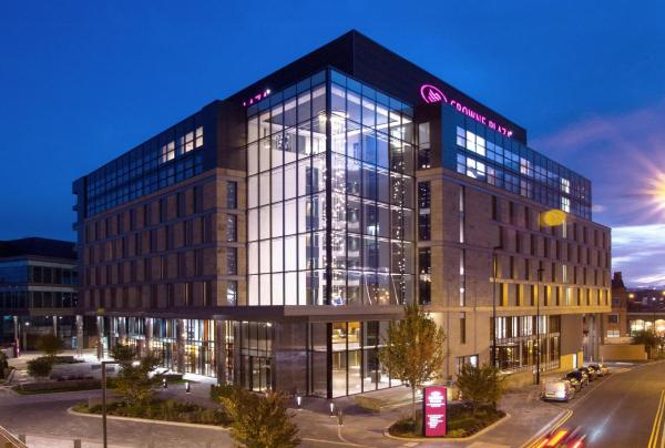 Crowne Plaza Newcastle - Stephenson Quarter Newcastle