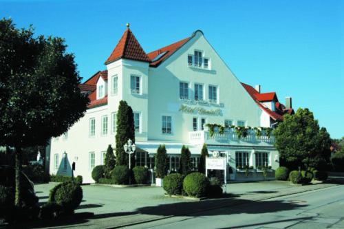 Die 11 besten hotels in hallbergmoos buchen sie g nstige for Designhotel oberbayern