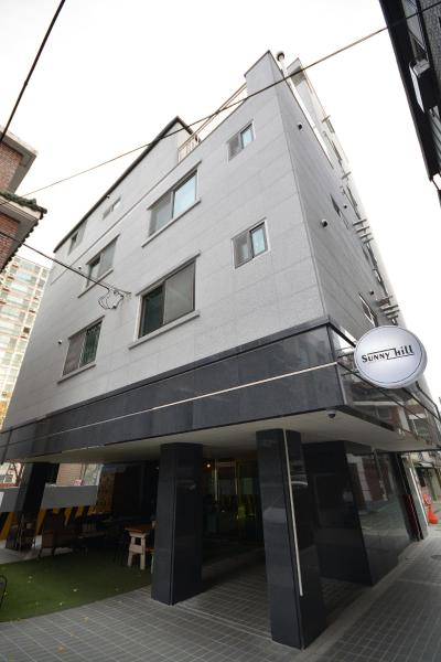 Sunnyhill Guesthouse Hongdae(弘大山上宾馆) 麻浦区