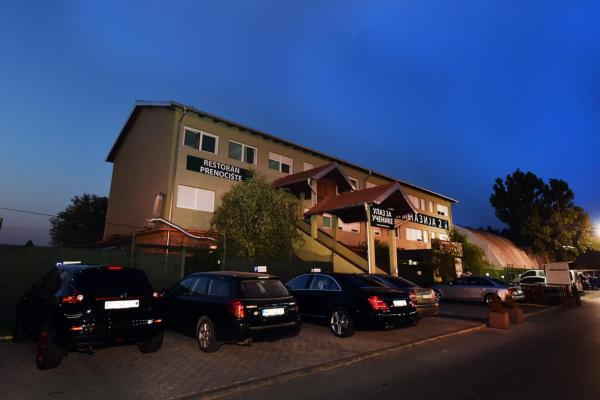 Bed and Breakfast Meridiana Novi Sad