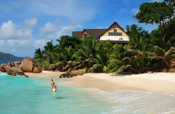 Patatran Village Hotel La Digue